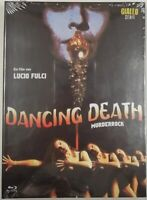 DANCING DEATH - MURDER ROCK  (LIMITED EDITION MEDIABOOK - COVER D) Nuovo