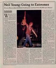 Neil Young Interview/article 1991 RS-ABCD
