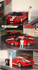 Minichamps Ford GT Top Gear 2009 rouge 1/43 519438420