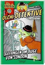 Olchi-Detektive. Gefangen im Auge von London /4
