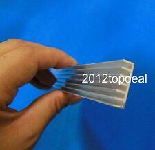 High Power LED aluminum Heatsink 150mm*20mm*6mm for 1W,3W,5W led emitter diodes