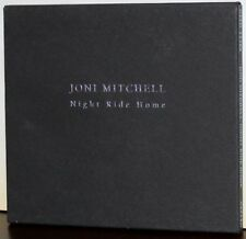 GEFFEN PROMO CD GEFD-24388: Night Ride Home - Joni Mitchell - 1991, USA, NM
