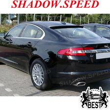 Painted Color B Type Rear Winodw Roof Spoiler Wing For Jaguar XF Sedan 2008~11 ☢
