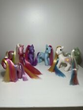 Lot My Little Pony G3 Rainbow Dash Spring Fever Dibble Dabble Daffidazey Crystal