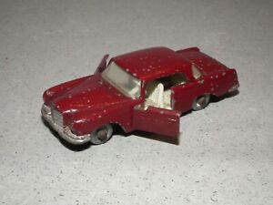 Matchbox Lesney 53b Mercedes Benz 220 SE