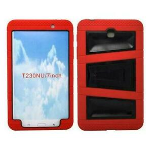 """For Samsung Galaxy Tab 4 7 8 10.1"""" Tablet Heavy Duty Shockproof Stand Case Cover"""