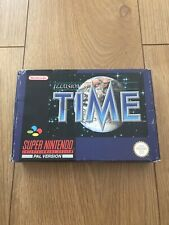 Illusion of Time - SNES Super Nintendo
