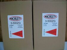 MACHLETT  3-500ZG MATCHED PAIR