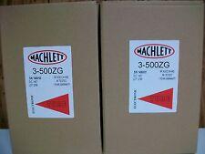 MACHLETT  3-500ZG MATCHED PAIR