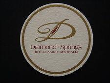 DIAMOND SPRINGS HOTEL CASINO AUSTRALIA COASTER