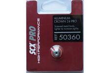 SCX 50360 Aluminium Crown 24 pro