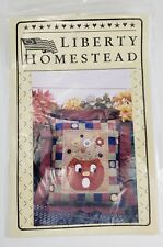 Liberty Homestead Surprise Surprise Halloween Pillow Quilt Pattern Pillow Kit