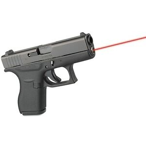 LaserMax Glock 43 Guide Rod Laser-Red  (LMS-G43)