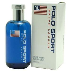 Polo Sport Men's Cologne by Ralph Lauren - 4.2 oz / 125 ml EDT Spray New In Box