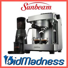 NEW SUNBEAM PU6910 EM6910 & EM0440 CAFE SERIES® ESPRESSO COFFEE MACHINE &GRINDER