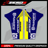 HUSQVARNA TC 2014 TE/FE 2014-015 LOWER FORK DECAL MOTOCROSS MX GRAPHICS TEAM