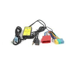 Lector de coche USB MP3 coche AUX entrada adaptador de cable de alambre para Audi A2 A4 A6 A8