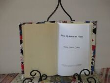 "Card Magic Book, Rare, Numbered Limited Edition ""From My Hands To Yours"" - Quinn"