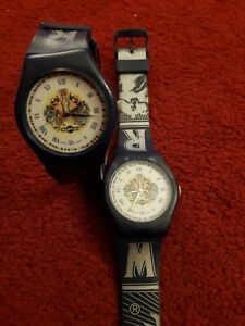 Martini promotional watches x2