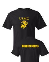 U.S Marine Corps  USMC  Military  Army  Enforcement T-Shirts S-5XL