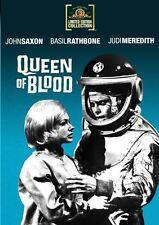 Queen Of Blood DVD - John Saxon, Basil Rathbone, Judi Meredith, Dennis Hopper