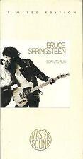 Springsteen, Bruce Born to Run GOLD CD Mastersound SBM Longbox nur CD OVP Sealed