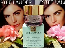*Estee Lauder Resilience Multi-Effect Tri-Peptide Face and Neck Creme SPF15~5ML