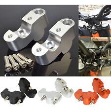 Handlebar Riser Moves 30mm Up & 20mm Backward For 17-19 KTM Duke 125 200 250 390