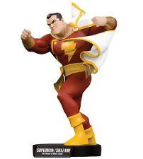 DC COMICS DC DIRECT The Return of Black Adam SHAZAM DVD MAQUETTE MIB Superman