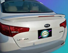 PAINTED SPOILER FOR A KIA OPTIMA 2011-2013 CUSTOM STYLE