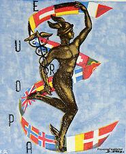 Yt 1430 EUROPA 1964   FRANCE  FDC  ENVELOPPE PREMIER JOUR
