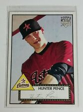 2007 Topps Hunter Pence ROOKIE 52 style Astros Giants MINT RC # 30