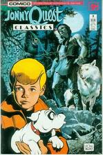 Jonny Quest Classics # 3 (of 3) (Doug Wildey) (USA, 1987)