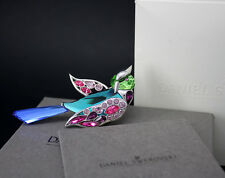 New in box Very Rare SWAROVSKI PARADISE BIRD BROOCH 276 839 Sliver 925
