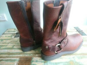Harley Davidson boots size 8