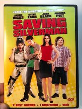 Movie Dvd Saving Silverman / Comedy / Jack Black-Jason Biggs- Steve Zahn- Amand