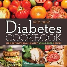 The New Diabetes Cookbook by Kate Gardner (2015, Paperback)