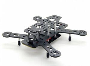 QUANUM OUTLAW 180 RACING DRONE FRAME KIT CARBON FIBER LED LIGHTS QUADCOPTER RC