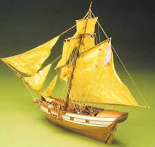 "Elegant, brand new Sergal model ship kit: the ""HMS Jamaica"" 14 Gun Sloop 1710"