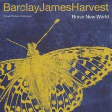 BARCLAY JAMES HARVEST - Brave New World NUEVO CD