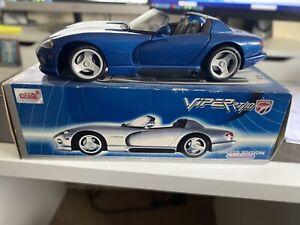 1:12 Anson Dodge Viper RT/10 Limited Edition 1/3999 Blue