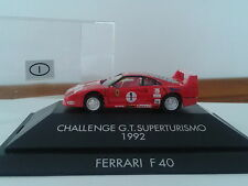 Herpa * FERRARI f40 Challenge G.T. SUPERTURISMO #1 * 1:87 PC High Tech