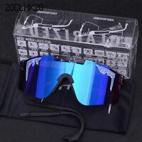 Original Pit Viper Sport Goggles Mens Women Outdoor Polarized Sunglasses Glasses