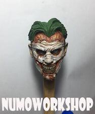 """The Joke New 52 1/6 Scale CUSTOM UNPAINT HEAD for 12"""" Body Figure by NUMO"""