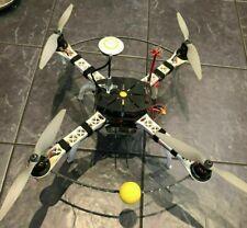 SK450 RC Quadcopter DJI Naza V2 GPS 30A Afro ESCs Sunnysky Motors Drone DJI F450