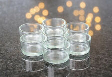 20 Verres À Thé Légers Porte-bougies Tasses À Thé Pour Chauffe-plats