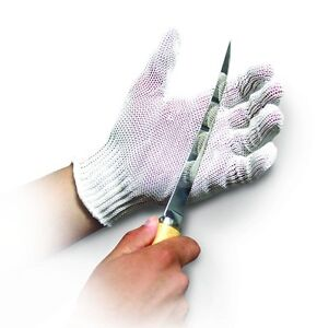 FILLET GLOVES   STAINLESS STEEL  2-GLOVES  FREE SHIPPING