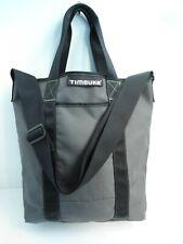 "Timbuk2 Grey Tote  Bucket Bag w/Crossbody Shoulder Strap 13""W x 16""H x 6""D"