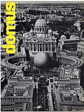 rivista ARCHITETTURA DOMUS ANNO 1973 NUMERO 519
