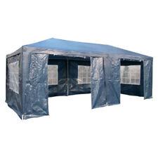 Sechseckige Pavillons mit Stahlgestell Fenster
